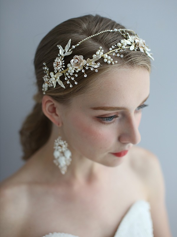 Bright Alloy Headpieces