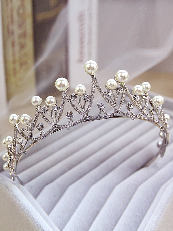 Simple Alloy Headpieces